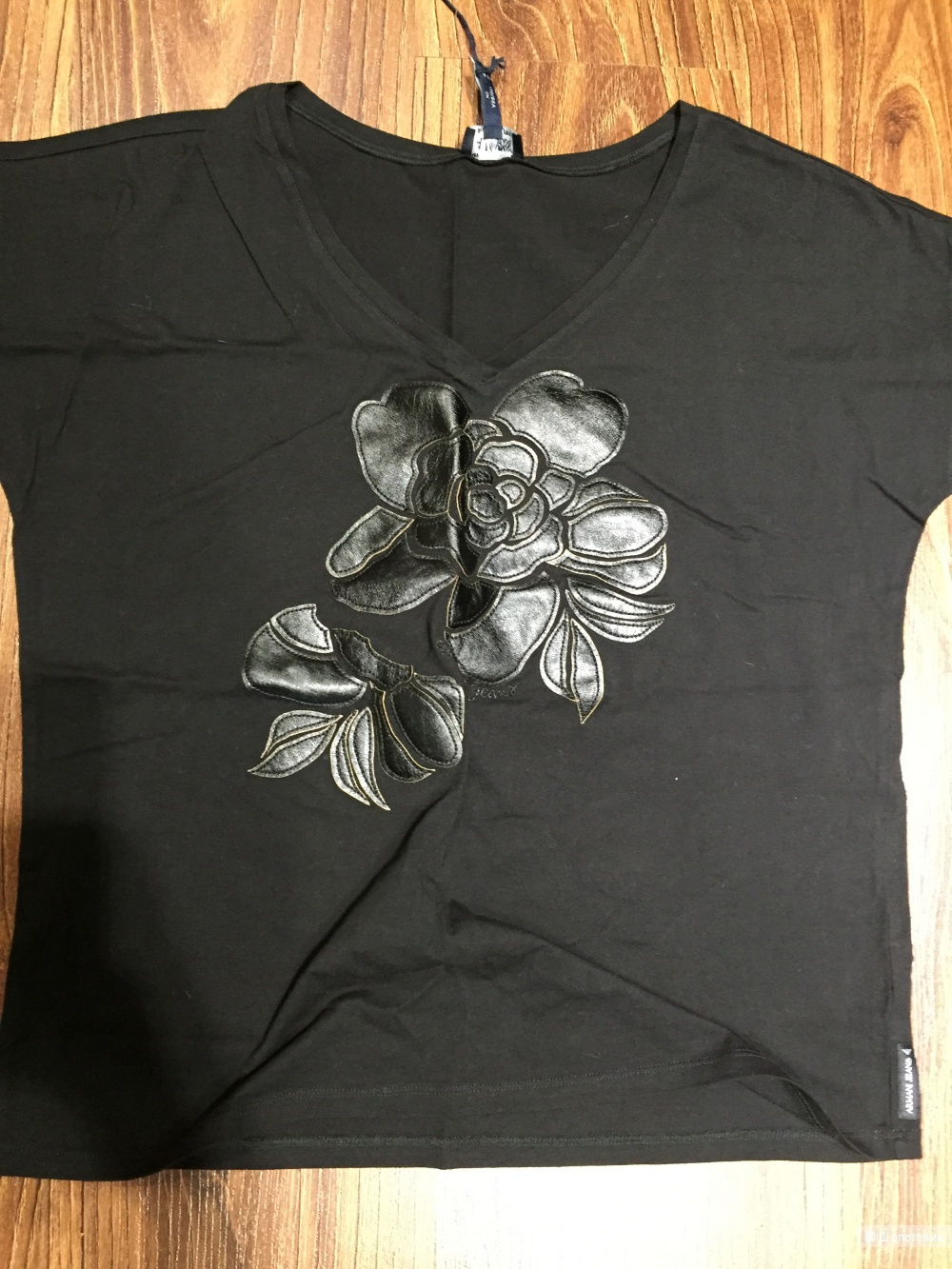 ARMANI женская футболка р.S