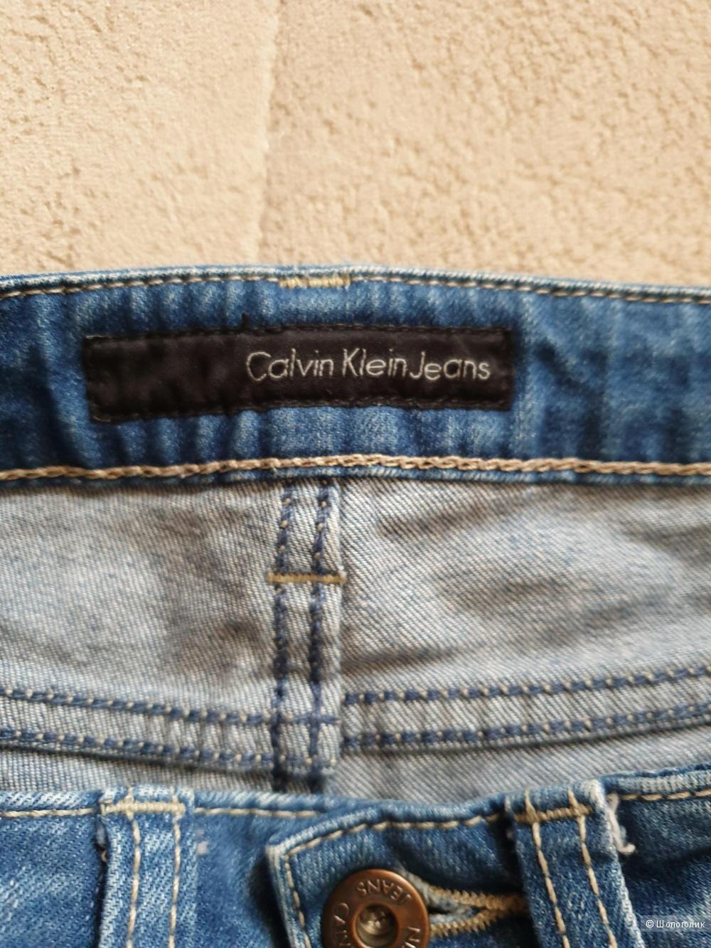 Джинсы Calvin Klein, 26 размер