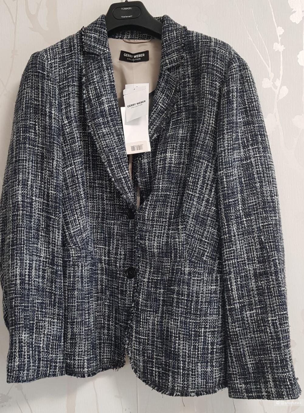 Жакет Gerry Weber collection, 54+ размер (48 немецкий)