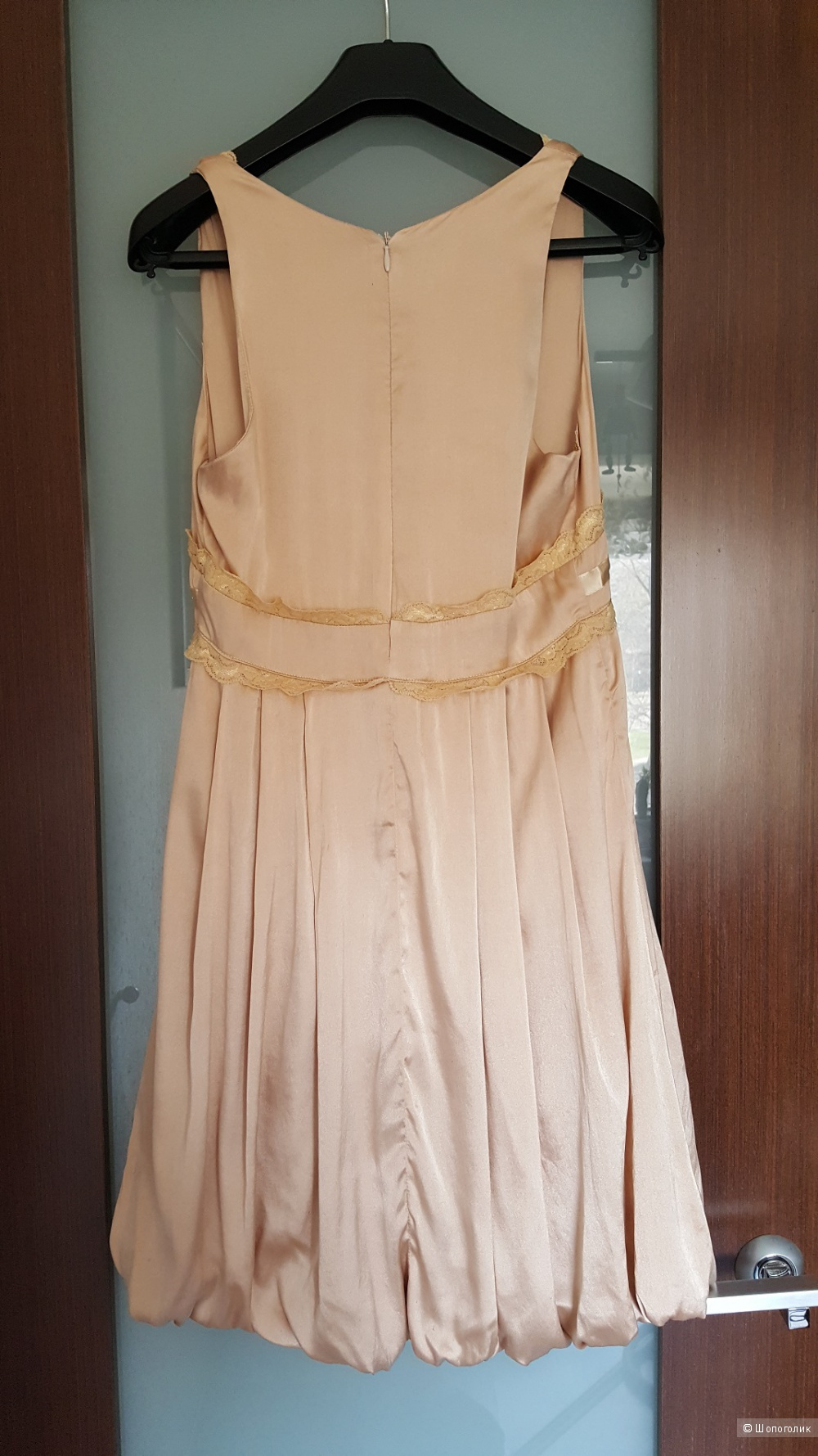 Платье шелковое Flavio Castellani. 42 размер