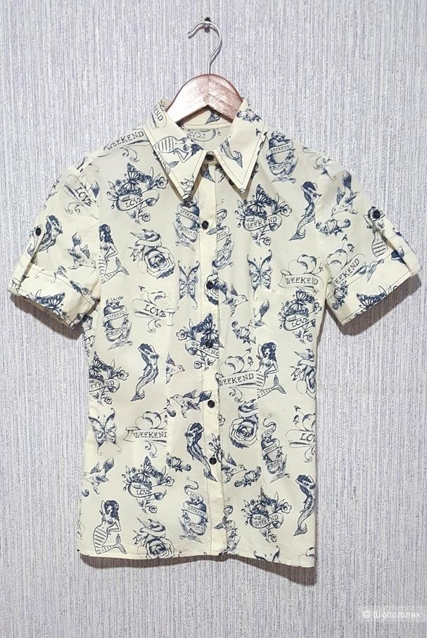Рубашка Max Mara Weekend  на 42-44