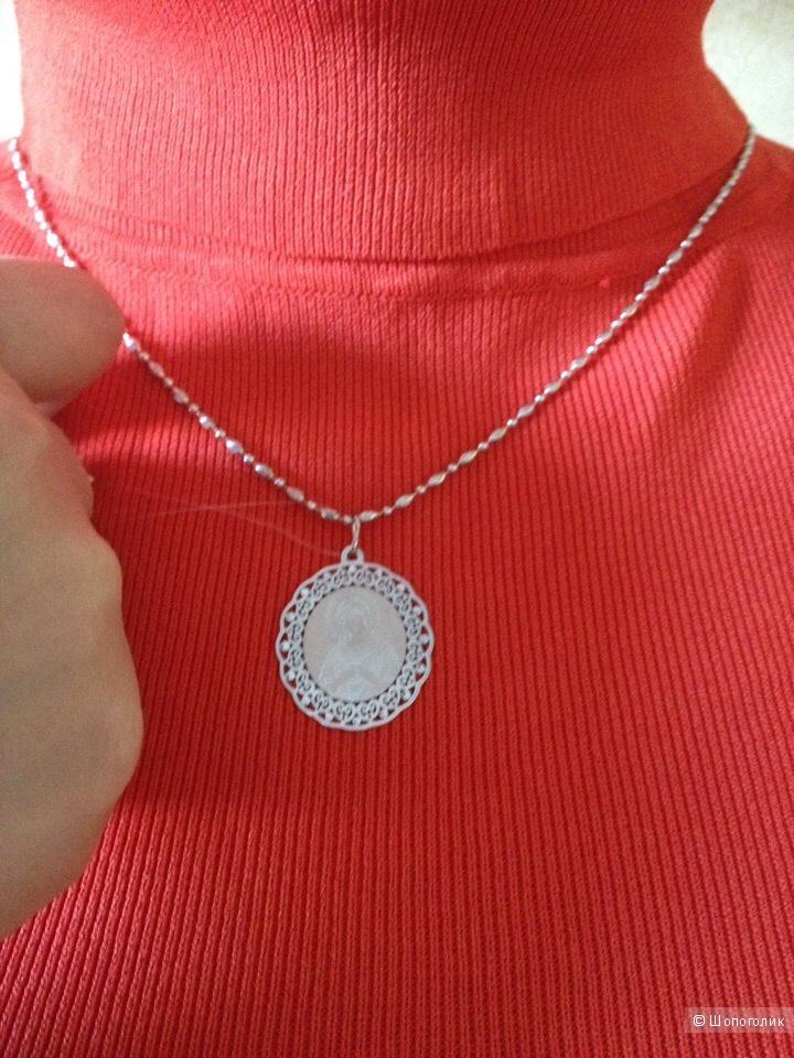 Серебрянный сет SOKOLOV 50см