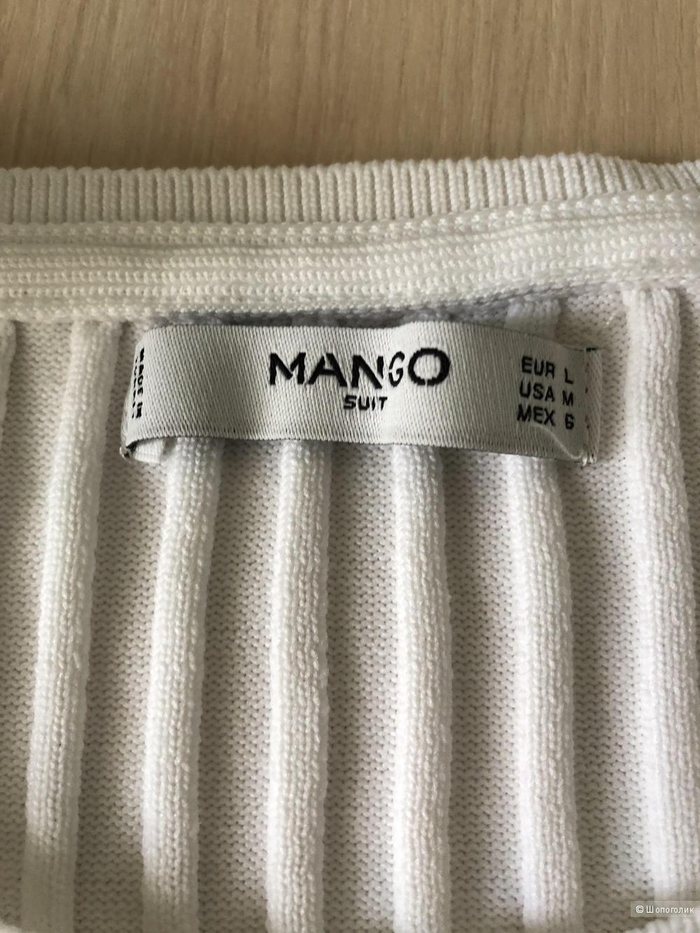 Джемпер Mango, l размер