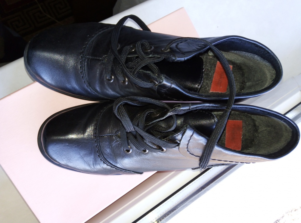 Ботинки. Reiker. Р-р 39