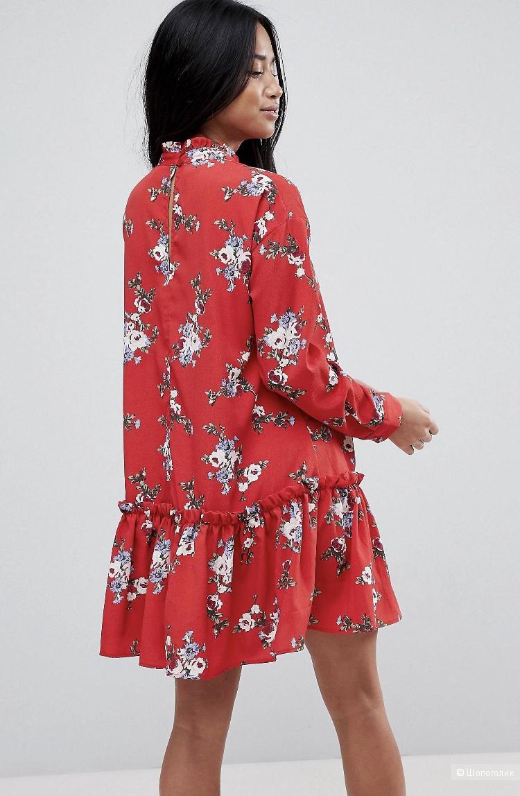 Свободное платье Asos, 44 размера