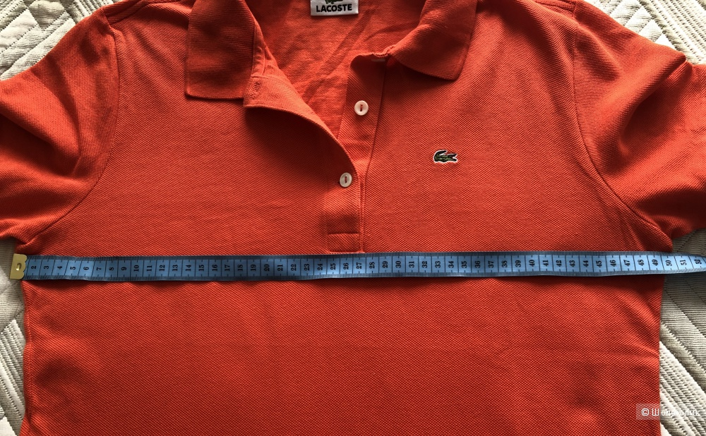 Рубашка Lacoste размер 44 ( на 44 -46)