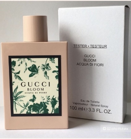 Парфюм Gucci Bloom Acqua Di Fiori EDP 100 ml.