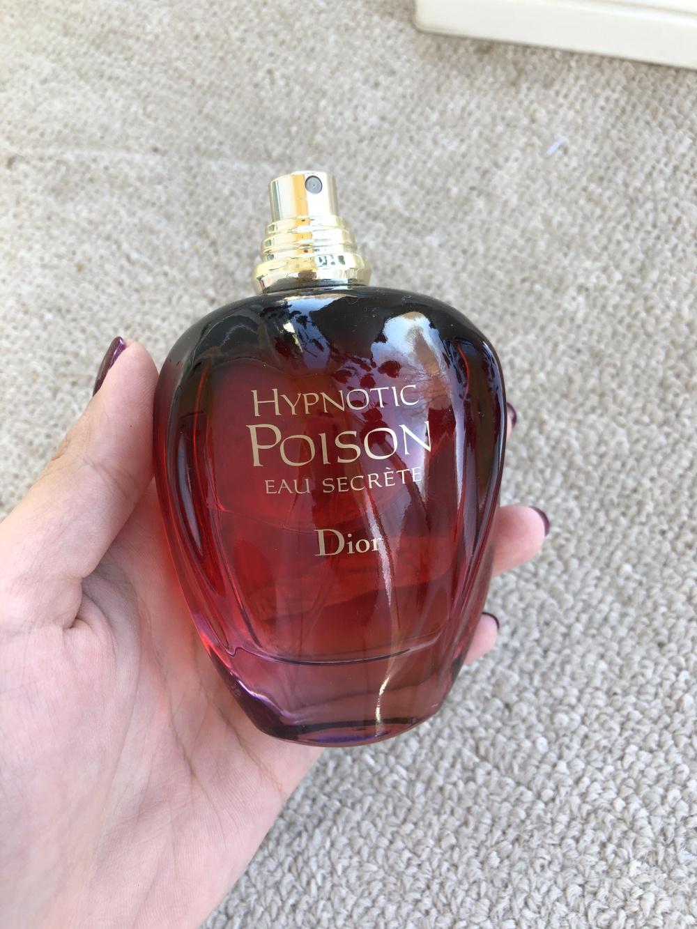 Dior Hypnotic poison eau secret EDT 100ml