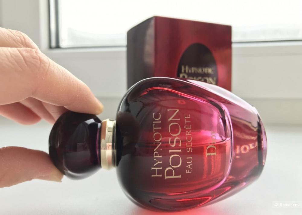"Туалетная вода Christian Dior ""Hypnotic poison Eau secrete"",остаток от 50мл"