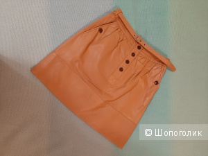 Кожаная юбка Le Mont S Michel размер 36 FR