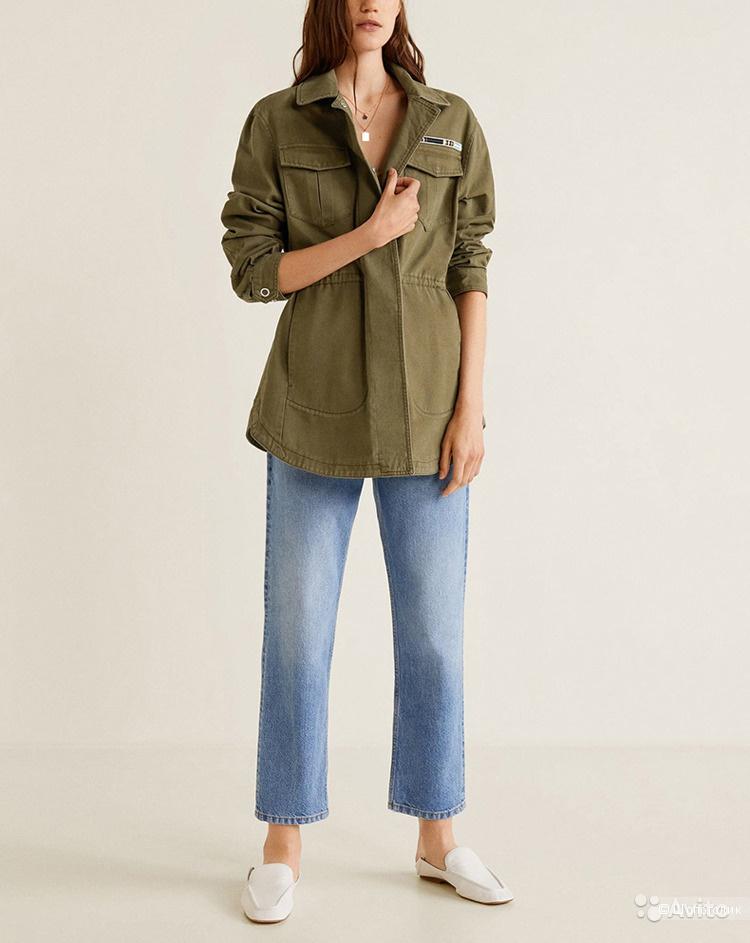 Куртка женская Mango 46 размер