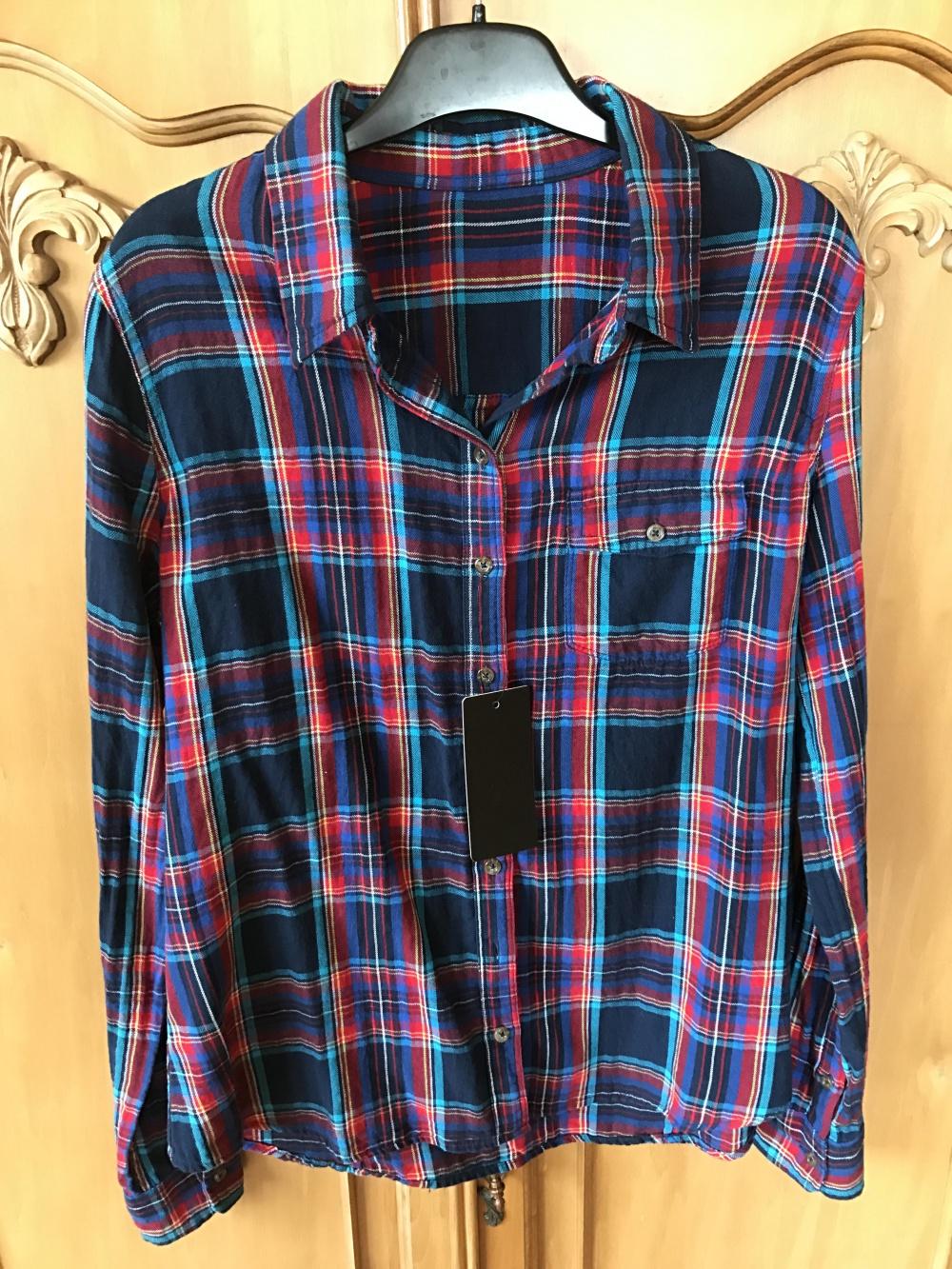 Рубашка размер 44-46