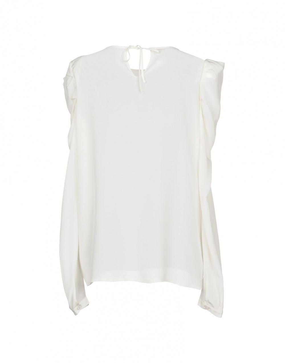 Шелковая блузка Pinko размер 46 итальянский