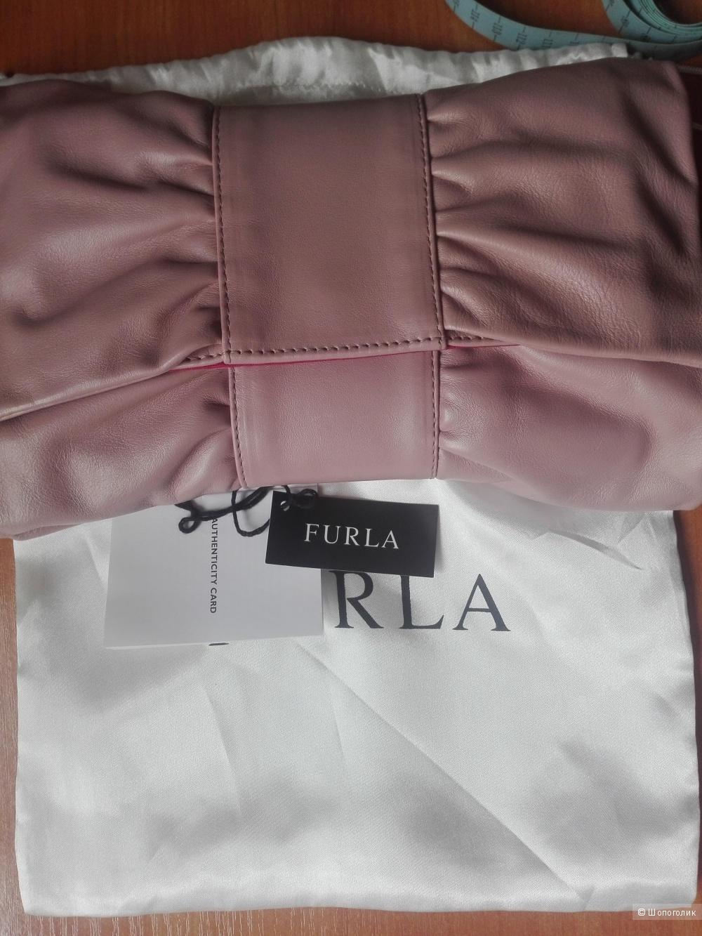 Клатч Furla новый