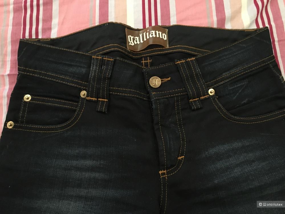 Джинсы Galliano 27 размер