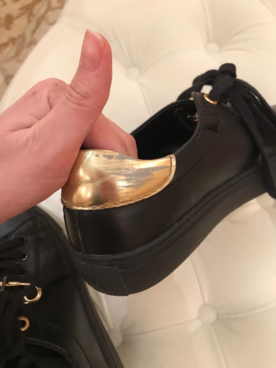 Кеды Versace размер 36