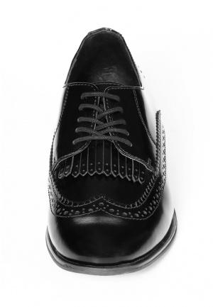 Кожаные Ботинки броги Pierre Cardin 39 - 40 р.