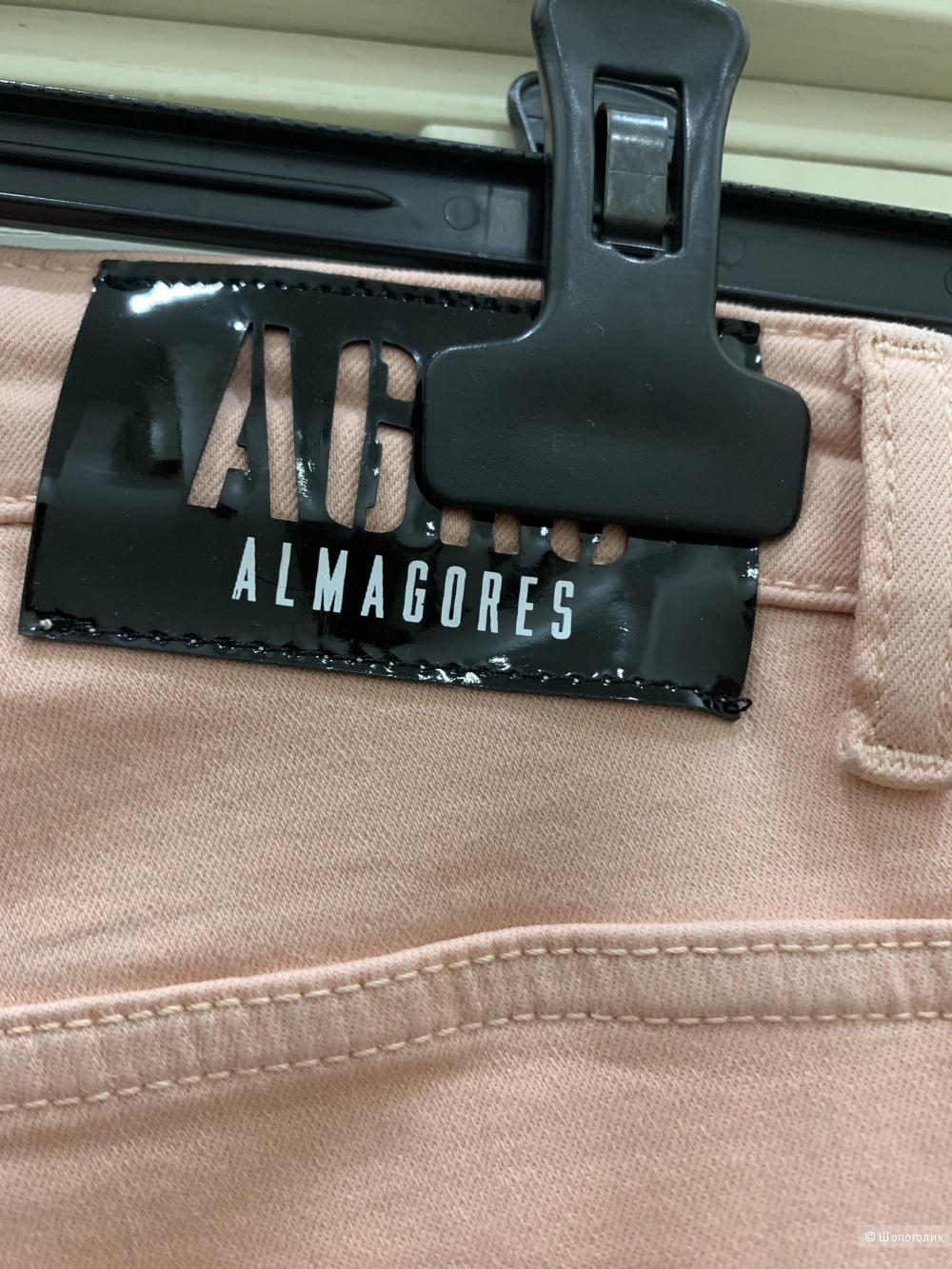Джинсы Almagores, размер 42