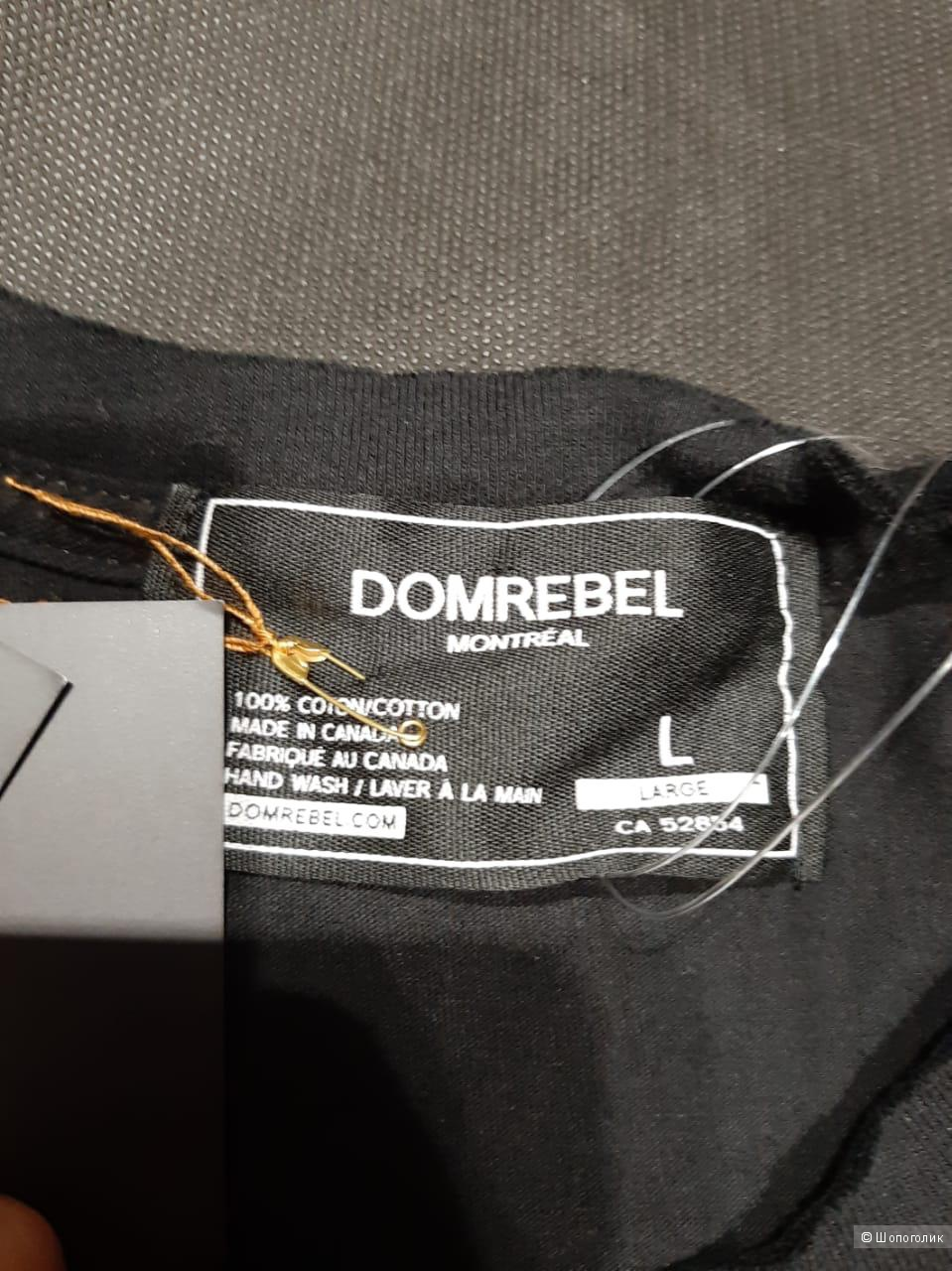 Футболка Domrebel, L