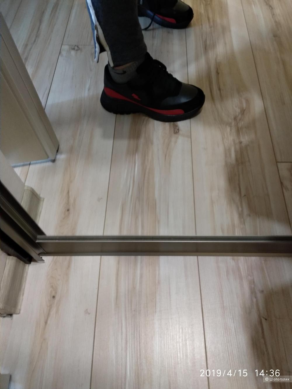 Кроссовки NEIL BARRETT, 38 размер