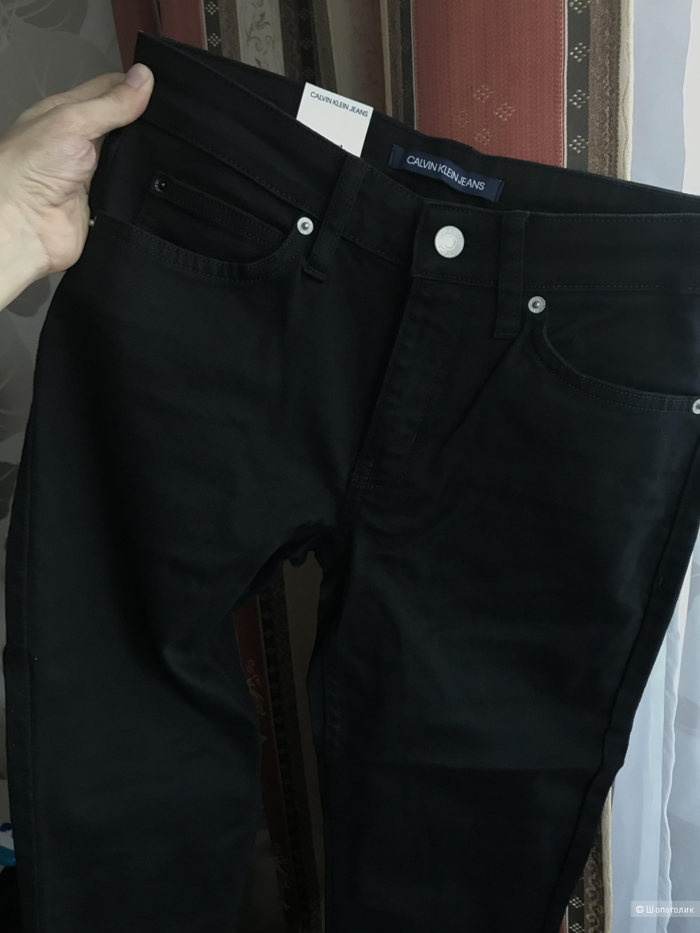 Джинсы Calvin Klein 26 размер (на 25 скорее)