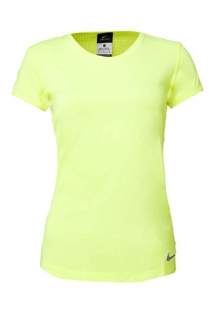 Неоновая футболка Nike р.42-44