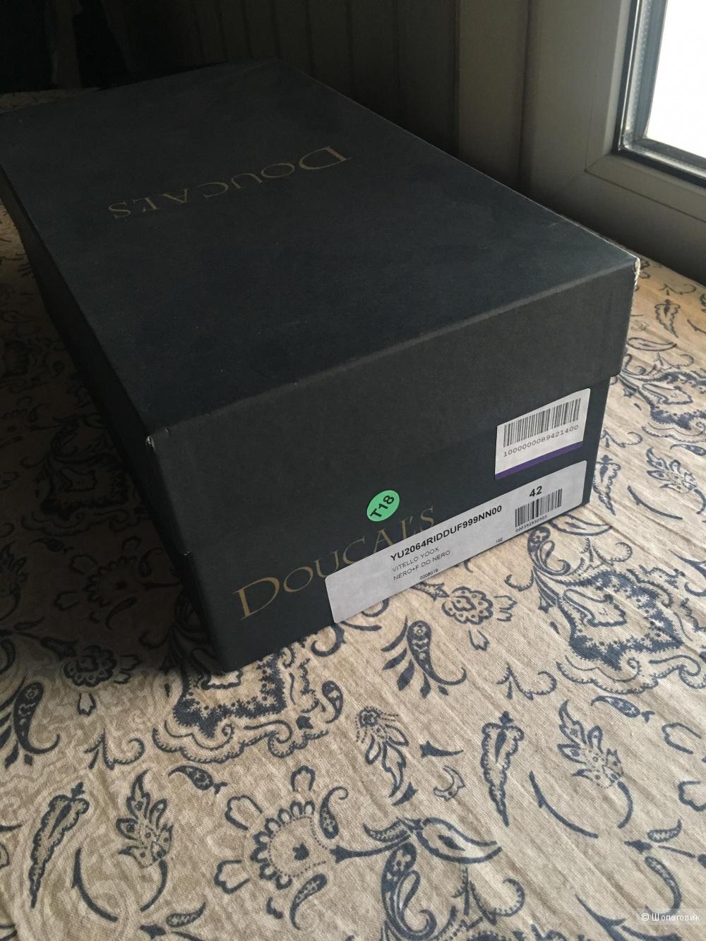 Мокасины Doucal's, 42 размер