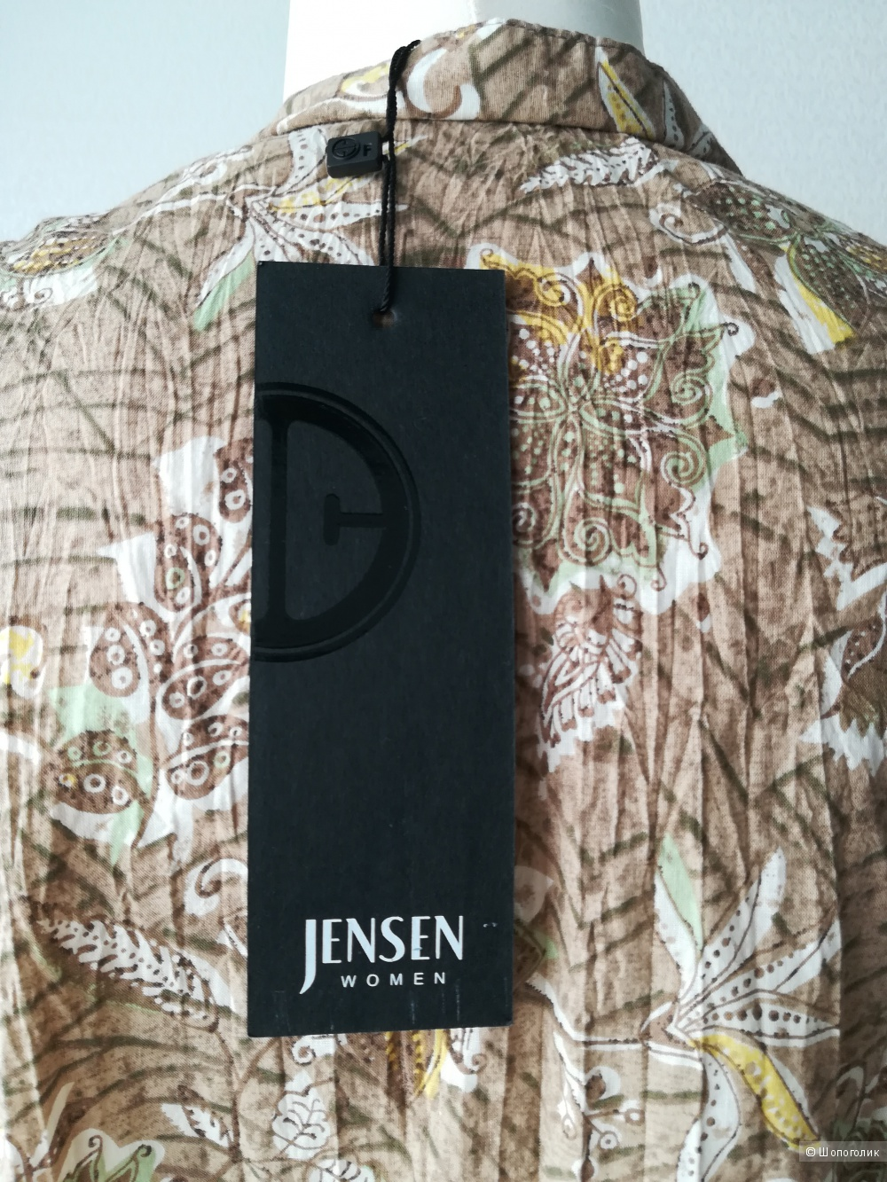 Блузка Jensen woman,размер М