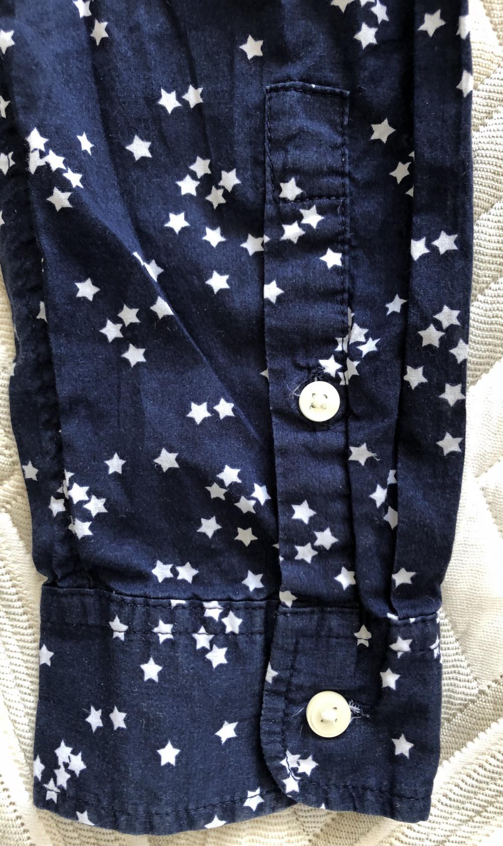 Рубашка GAP  размер 44-46
