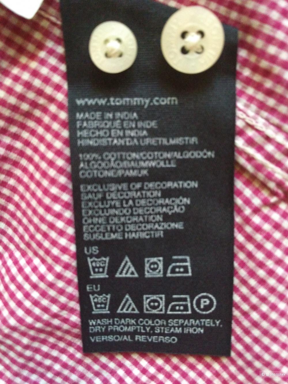 Рубашка Tommy Hilfiger рост 140