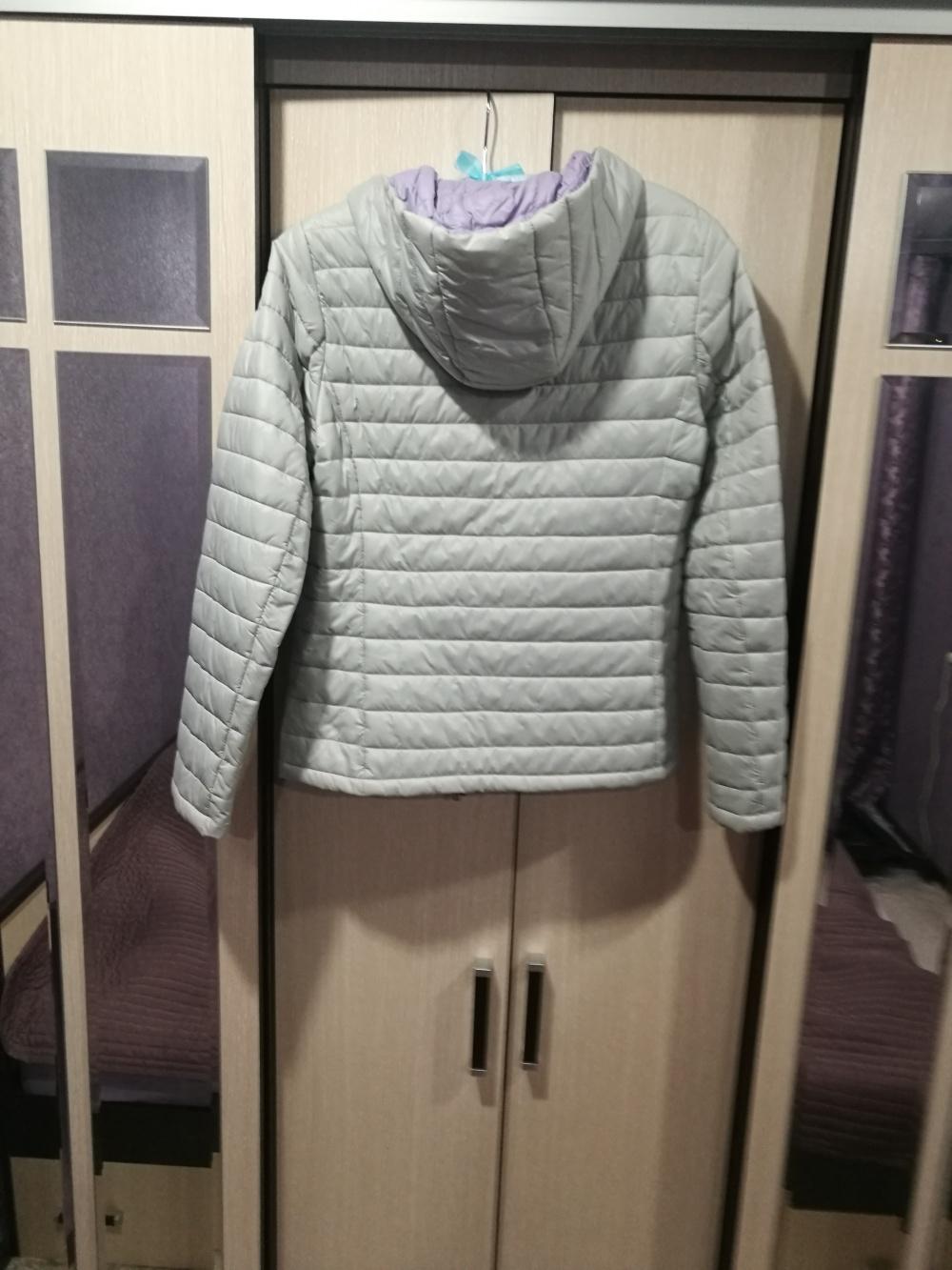 Куртка-ветровка  Stefanel, размер 42.