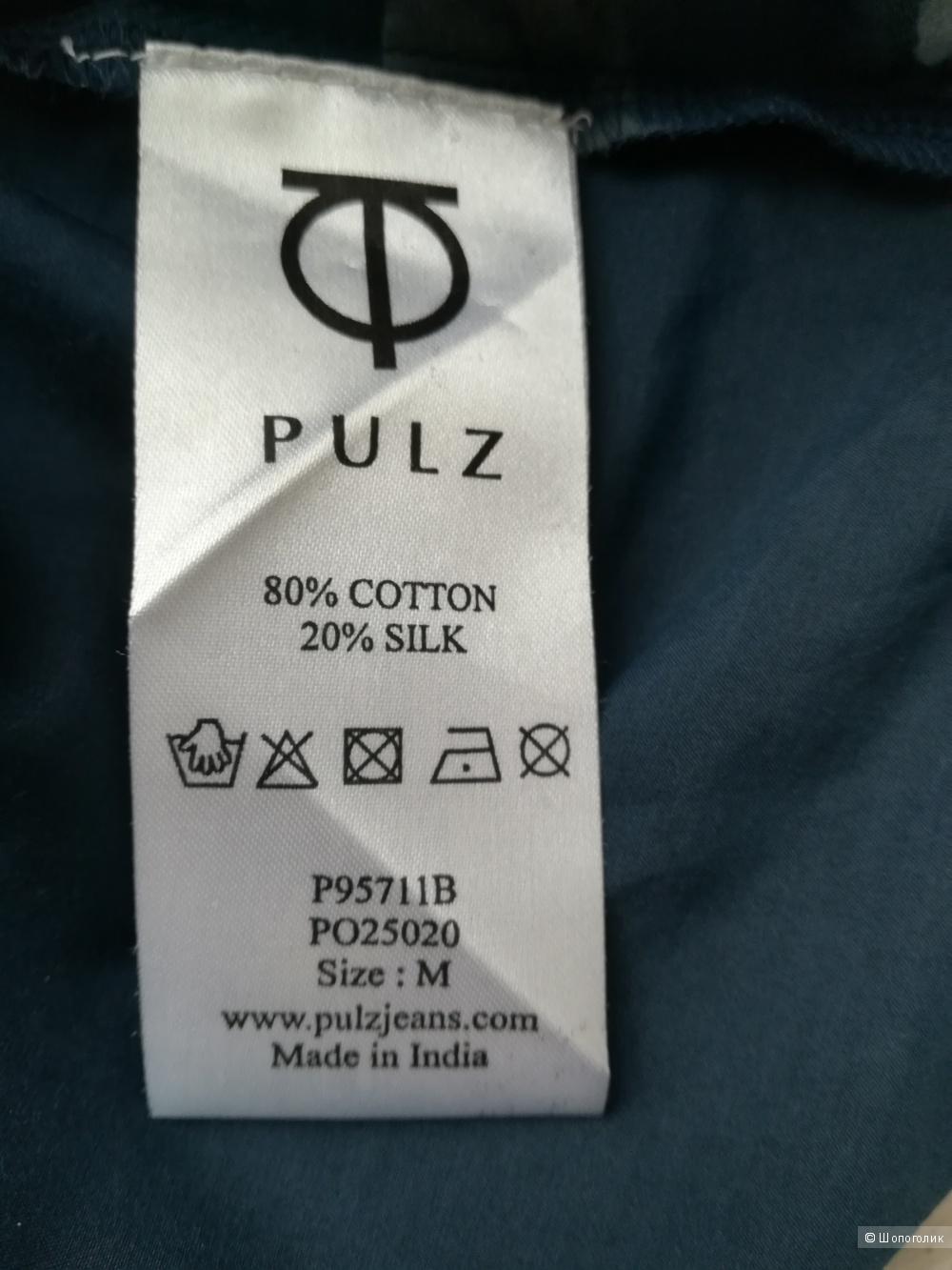 Блузка Pulz jeans, размер оверсайз