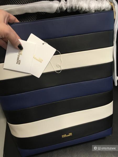Сумка шоппер DIANE VON FURSTENBERG