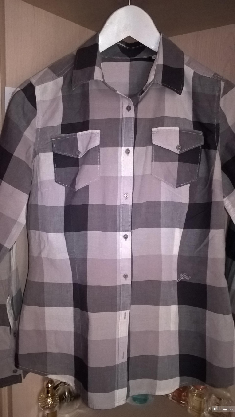 Женская рубашка GAS, размер S