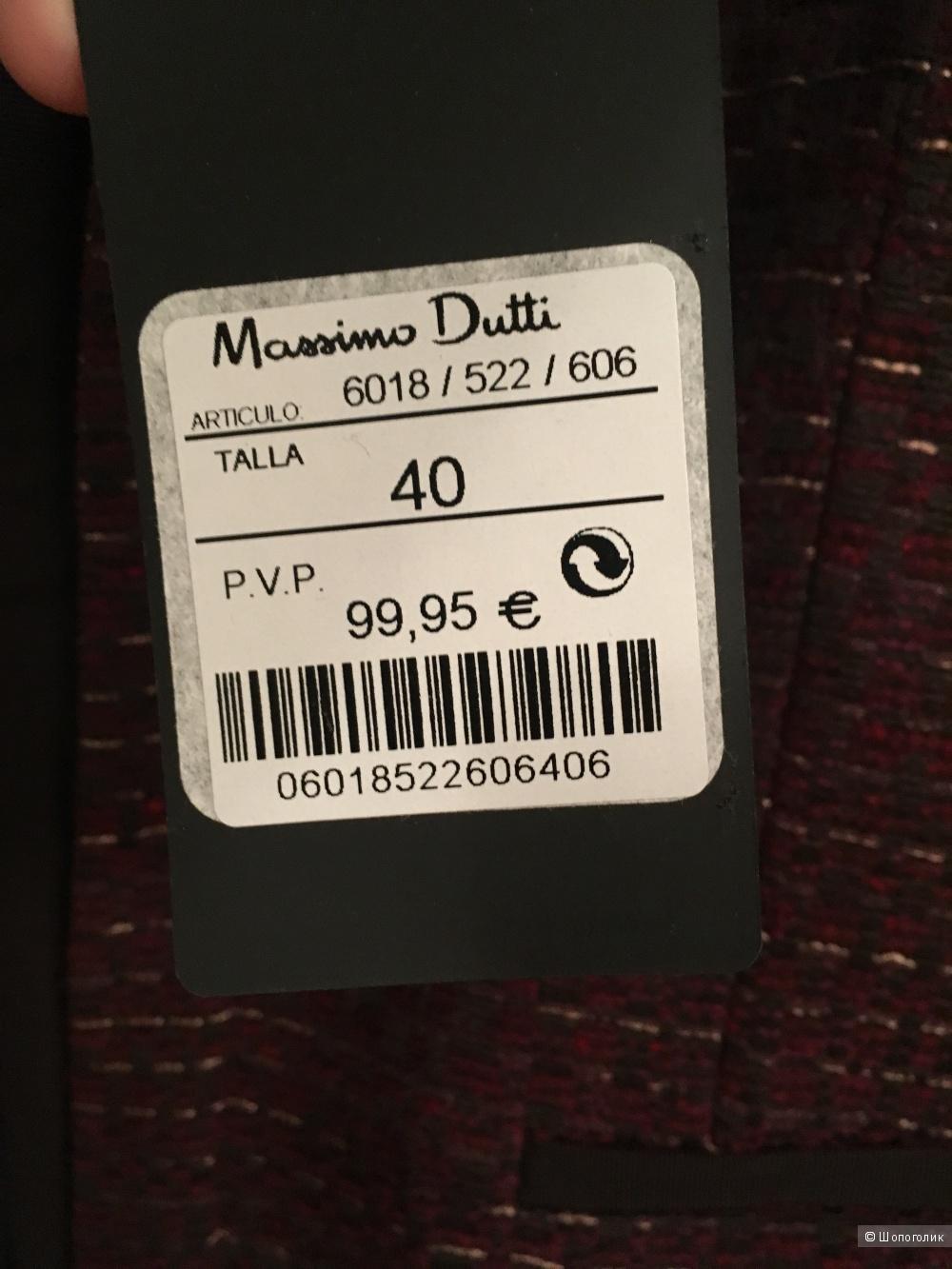 Жакет Massimo Dutti размер 38-40