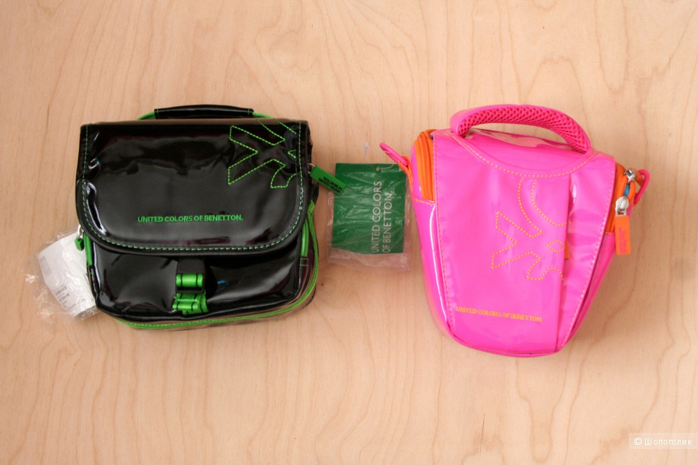 Сумка кофр United Colors of Benetton