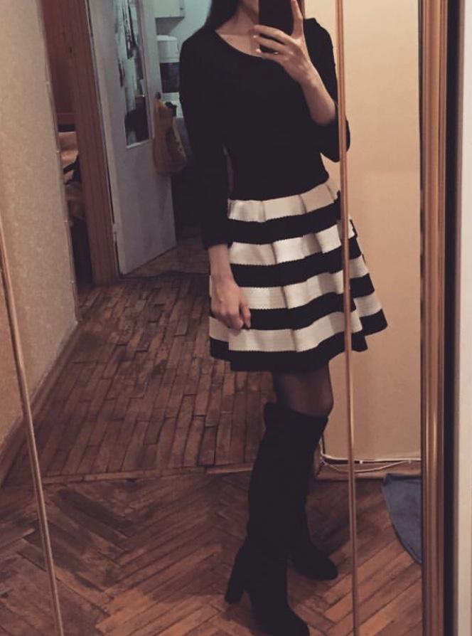 Платье CD размер S