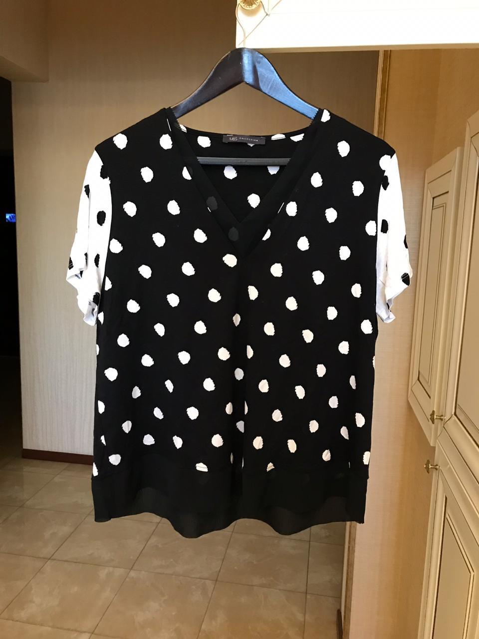 Блуза Mark&Spenser размер 50