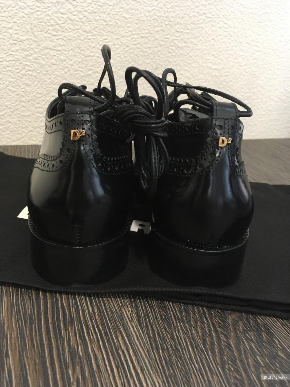 Ботинки DSQUARED2 37 размер