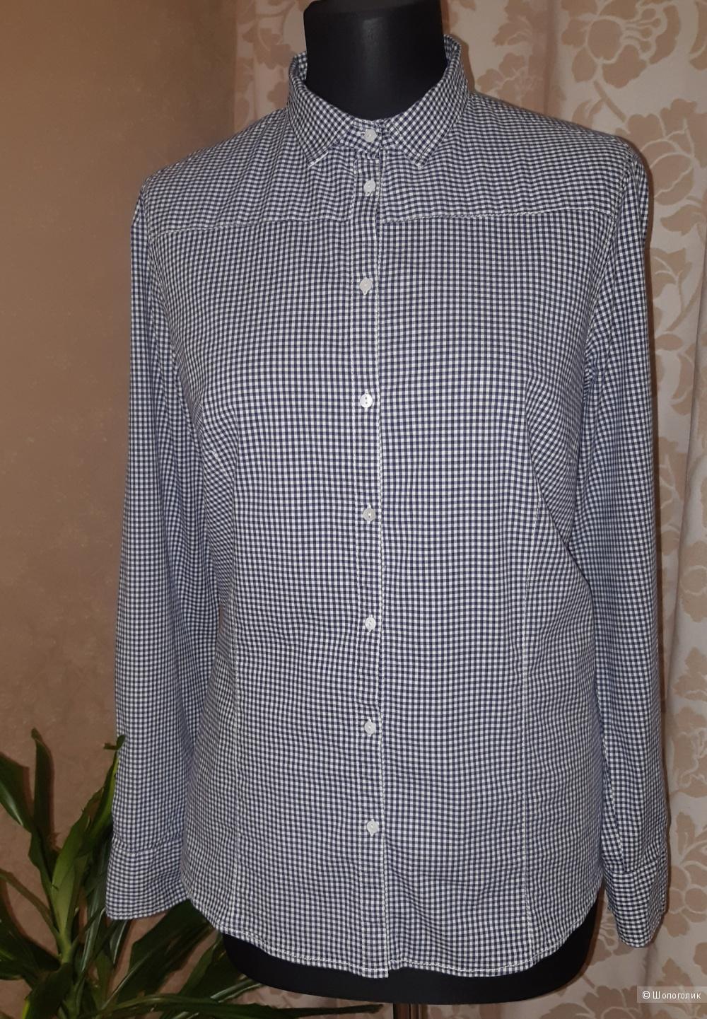 Рубашка bogner jeans, размер 48/50