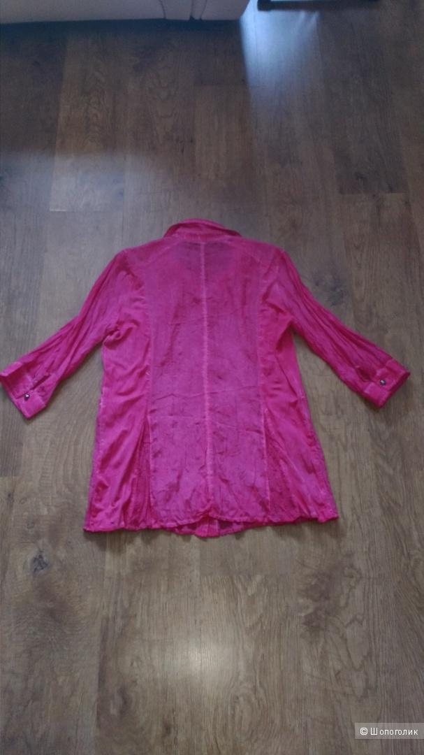 Блузка (рубашка) Biba р.46