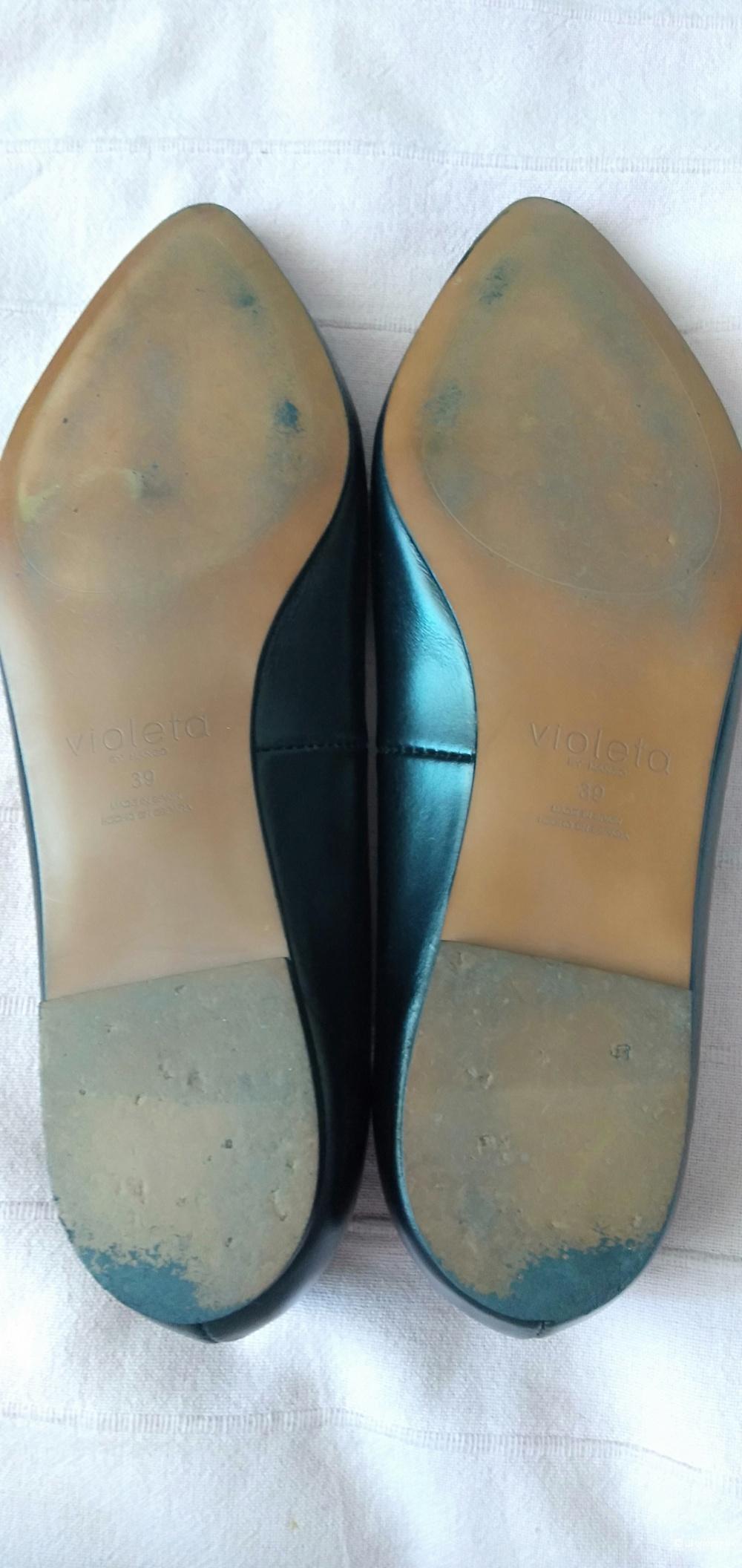 Балетки Mango, размер 38