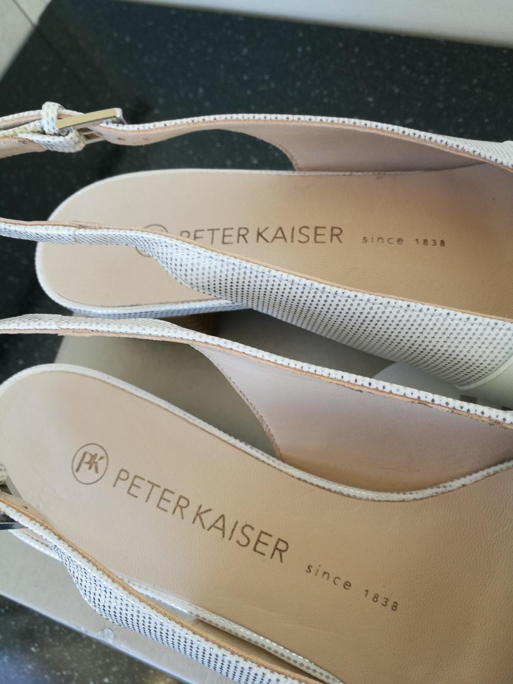 Босоножки  Peter Kaiser, размер 39.