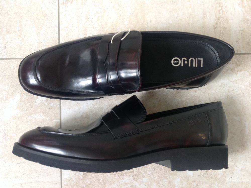 Мужские туфли (мокасины) LIU JO MAN, размер 45