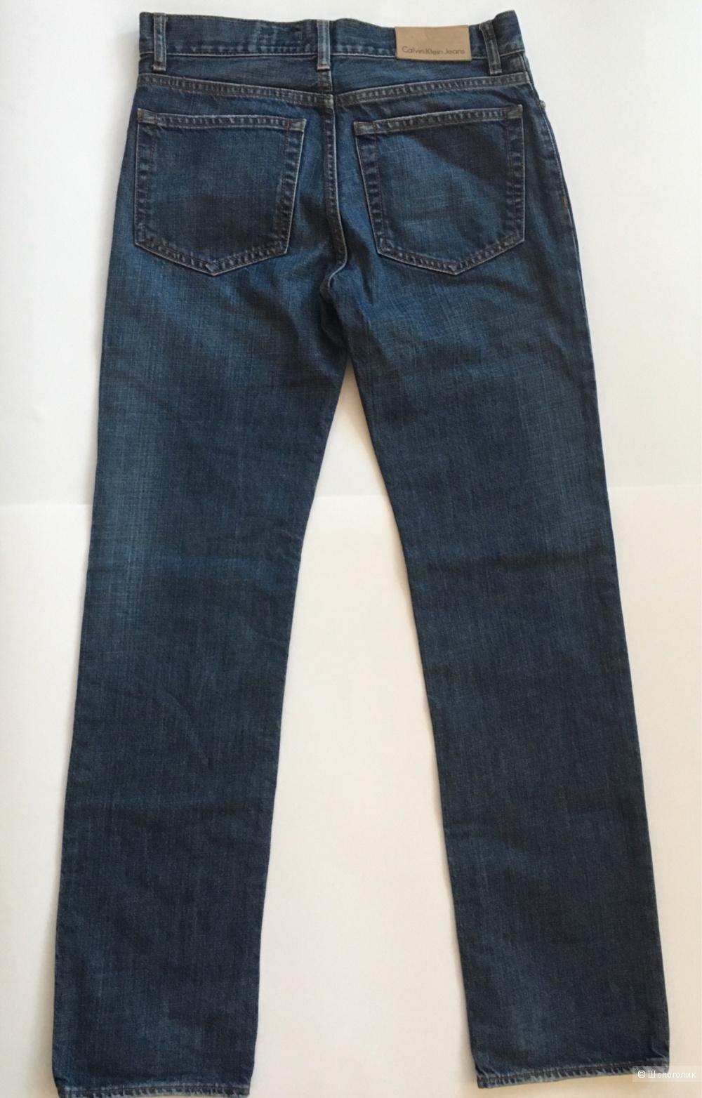 Джинсы  Calvin Klein Jeans, 28/29 размер