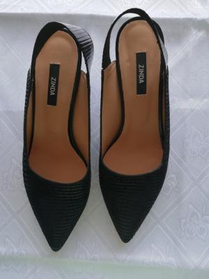 Туфли  zinda,  размер 39.