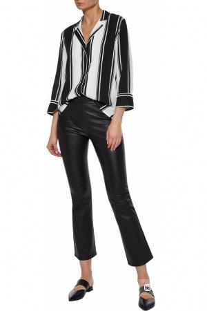 Кожаные брюки Iris & Ink , размер 10 UK ( 44 рос.)