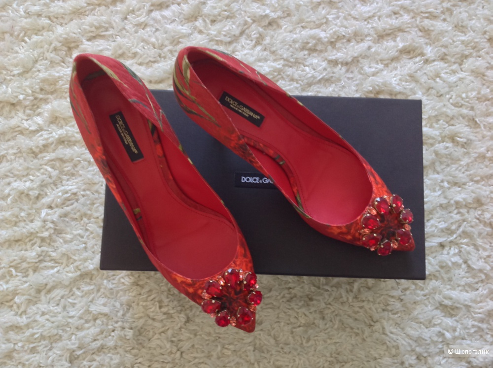 Туфли Dolce&Gabbana, 39 it