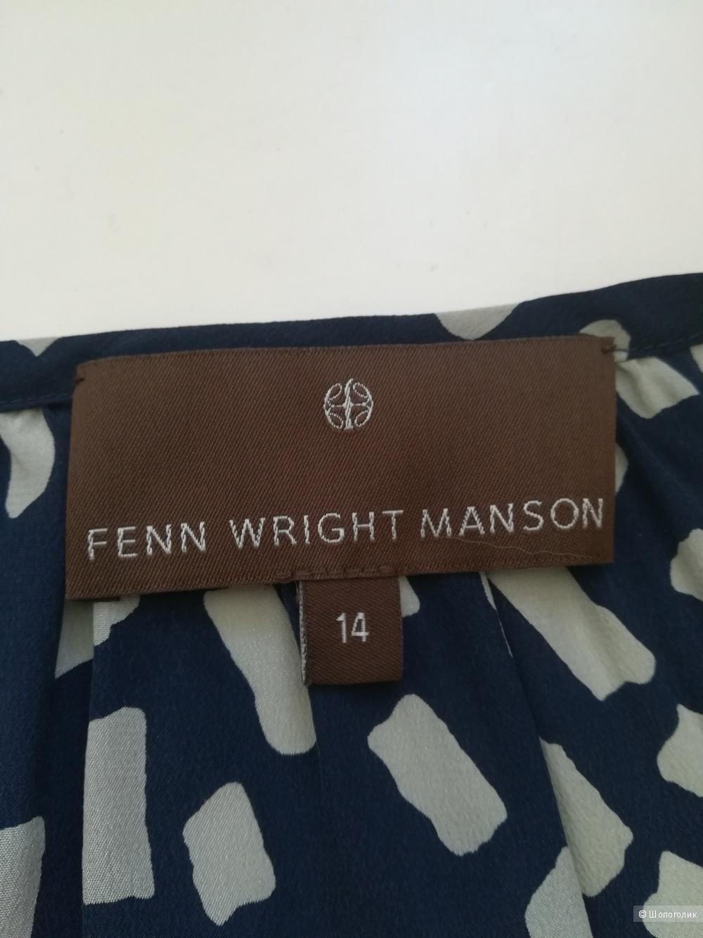 Блузка Fenn wright manson, размер Оверсайз