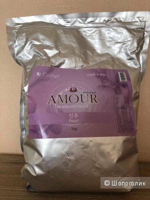 Профессиональная альгинатная маска с жемчугом EVEVER Amour 1 кг